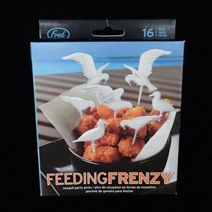 Fred Feeding Frenzy Picks - New